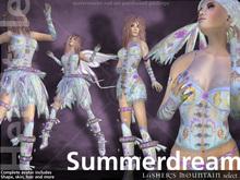 Summerdream - Female Full Look Fantasy Costume - Complete Avatar