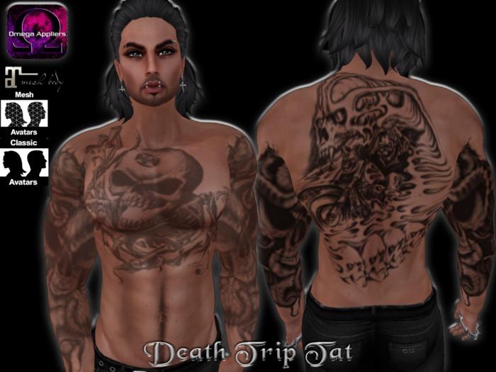 {T~N~T}Death Trip Tat