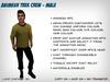 Animesh Trek Crew - Male