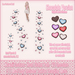 Kawaii couture   heart clutter path v3   chocolate ad