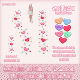 Kawaii Couture - Clutter Heart Path V3 - Sweethearts {ADD ME}