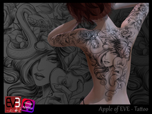Tattoo Apple of EVE