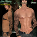 ::Para Designs:: Star Hunter Sleeve Tattoo ~ Unisex