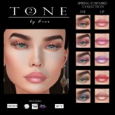 TONE 2 -Spring Forward Eye/Lip Collection  (WEAR to unpack)