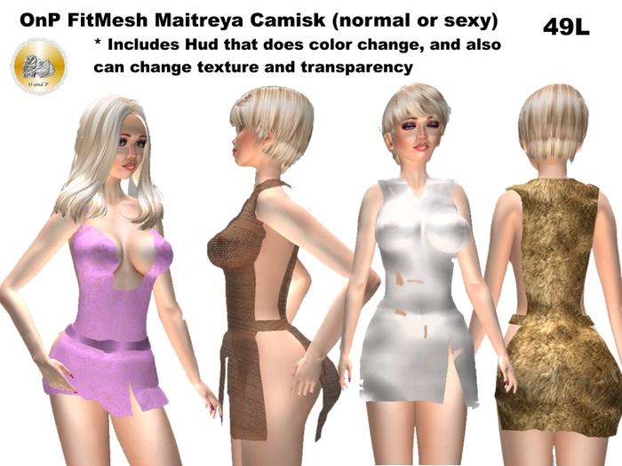 OnP mesh maitreya camisk
