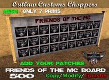 Route 84 Customs - Friends of the MC Board