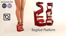 eBODY - Bagdad - Shoes - Full Pack