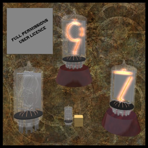 EF-Components: Nixie Tube