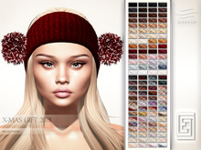 eXxEsS Mesh Hair : X-MAS 2018 Dollarbie