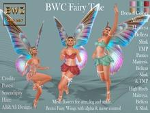 BWC Fairy Tail  set