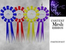 Contest Ribbon - Participant