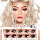 MICHAN - Giselle Lashes [Genus/Lelutka]
