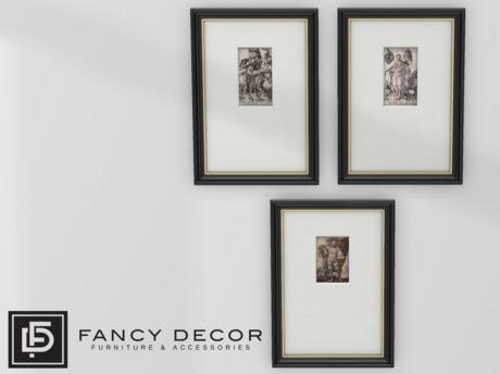Fancy Decor: Rameau Prints