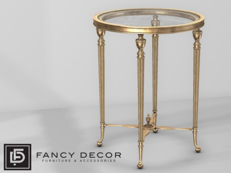 Fancy Decor: Rameau Side Table