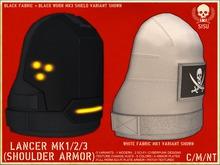 SISU\\ LANCER Shoulder Armor