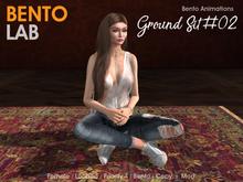 Ground Sit 02 Female C/M