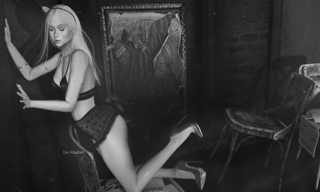 Secret Body - Drama Queen - Pose