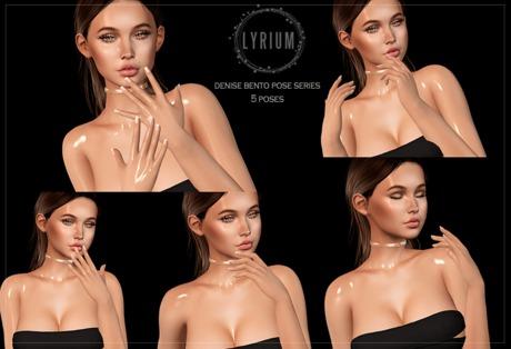 Lyrium. Denise Series