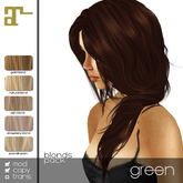 Maitreya Green - Blonds Pack