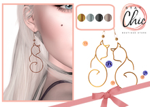 Stay Chic - Meow earrings PROMO!!