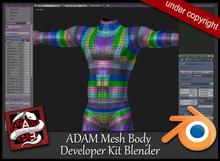 ADAM Developer Kit Body Blender