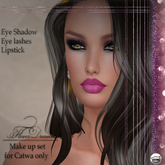 .:FlowerDreams:. Kumo Makeup Set 1
