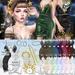 02. ERSCH - Stella Gacha MAITREYA RARE Dress 02 Light