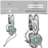 :::SOLE::: SA - Headphone (White)