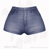 Gaia - Shelby Shorts WASH