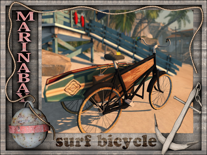 surf bicycle