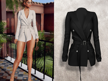 ISON - kylie dress (black)