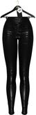 OSMIA - Merry.Latex Leggings - Black