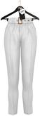 OSMIA - Erika.Cropped Pants - White