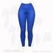 Gaia - Kiera Leggings BLUE