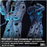 [M.O.R] posh coat
