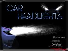 Full Perm Car Headlights
