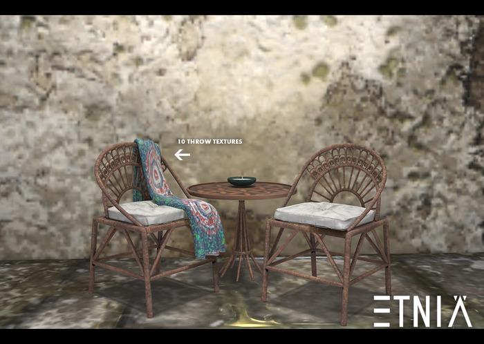 [ETNIA]**WEAR** Rustic Summer -FULL SET