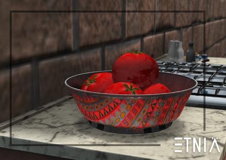 [ETNIA] Old Tomato Bowl