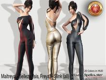 bag Suit Cecil *Arcane Spellcaster* Ak-Creations
