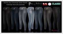 RADEX Mesh Natha All Colours Jeans Pants