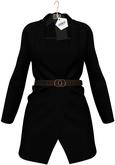 OSMIA - Rene.Blazer Dress - Black