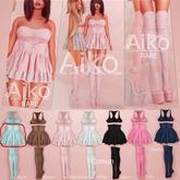 _CandyDoll_ Aiko Aqua Skirt - Maitreya Lara {Gacha}
