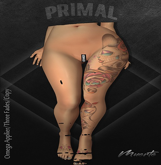 PRIMAL :MUERTE: