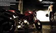 MotoDesign BOX - Monster - EVO