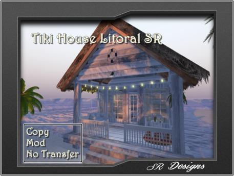 Tiki House Litoral SR