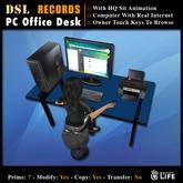 DSL PC Office Desk