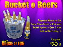 House of Fun: Bucket o Beers