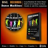 DSL DJ Dance Machines