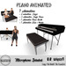 .::Mangaka::. Piano Sound + sofa single or booth