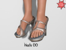 : Tiny Things : Heels 00 - Anastasiya (Wear me)